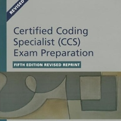 CCS EXAM PREPARATION GUIDE REVISED 5TH ED.
