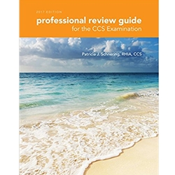 PROFESSIONAL REVIEW GUIDE FOR THE CCS EXAM 2014