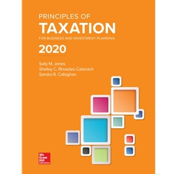 PRINCIPLES OF TAXATION FOR BUSINESS AND INVESTMENT PLANNING 2014 17e