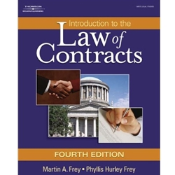 INTRODUCTION TO THE LAW OF CONTRACTS 4e