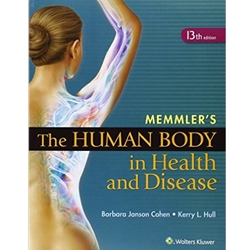 BUNDLE: MEMMLER'S THE HUMAN BODY IN HEALTH & DISEASE 13e