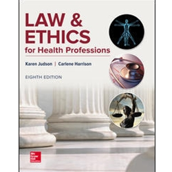 BUNDLE: MEDICAL CAREERS: LAW AND ETHICS, 7e.