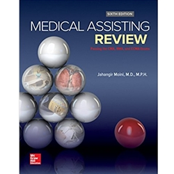 MEDICAL ASSISTING REVIEW 5e W CONNECT ACCESS