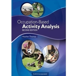 OCCUPATION BASE ACTIVITY ANALYSIS