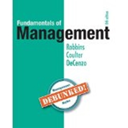 FUNDAMENTALS OF MANAGEMENT: ESSENTIAL CONCEPTS AND APPLICATIONS 9E W/ MYMANAGEMENTLAB