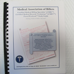 CERTIFIED MEDICAL BILLING STUDY GUIDE