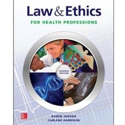 BUNDLE: MEDICAL CAREERS: LAW AND ETHICS BUNDLE 7e. W/O Access Card