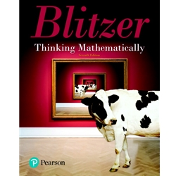 THINKING MATHEMATICALLY, 6e.