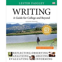 WRITING: A GUIDE TO COLLEGE AND BEYOND