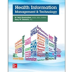 HEALTH INFORMATION MANAGEMENT AND TECHNOLOGY 1e.