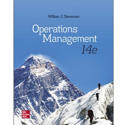 OPERATIONS MANAGEMENT, 13e.