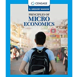 MINDTAP ACCESS CODE for  PRINCIPLES OF MICROECONOMICS, 8e.