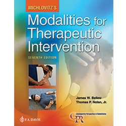 MICHLOVITZ'S MODALITIES FOR THERAPEUTIC INTERVENTION, 6e.