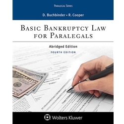 BASIC BANKRUPTCY LAW FOR PARALEGALS ABRIDGED EDITION, 4e.