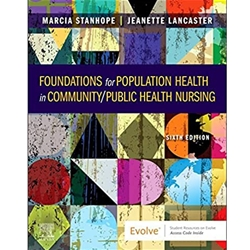 FOUNDATIONS FOR POPULATION HEALTH IN COMMUNITY/PUBLIC HEALTH NURSING, 5e.