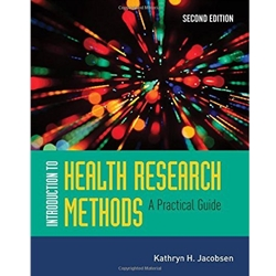 INTRODUCTION TO HEALTH RESEARCH METHODS WITH NAVIGATE 2 ADVANTAGE ACCESS