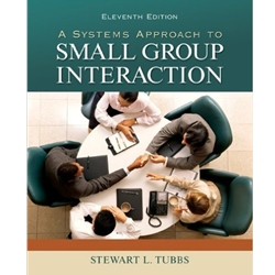 A SYSTEM APPROACH TO SMALL GROUP INTERACTION 11E
