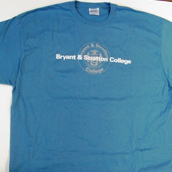 B&S T-SHIRT (COLONIAL BLUE)