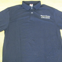 B&S POLO (NAVY BLUE)