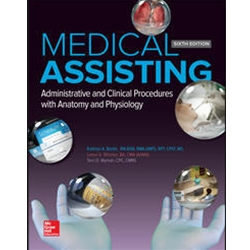 BUNDLE: MEDICAL ASSISTING TEXT/WORKBOOK W/ CONNECT PLUS ACCESS CARD AND ACTIVSIM, 6e.