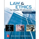 law-and-ethics-for-health-professions-8e