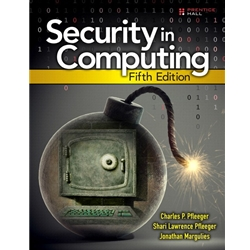SECURITY IN COMPUTING 4E