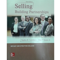 SELLING/BUILDING 9e