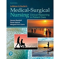 MEDICAL-SURGICAL CRITICAL THINKING IN PATIENT CARE 5e
