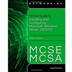 MCTS GUIDE TO MICROSOFT WINDOWS SERVER 2012 ACTIVE DIRECTORY CONFIGURATION