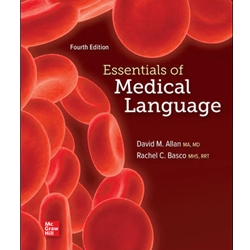 ESSENTIALS OF MEDICAL LANGUAGE, 3e.