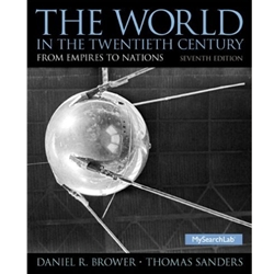 THE WORLD IN THE TWENTIETH CENTURY 7e