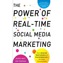 THE POWER OF REAL TIME SOCIAL MEDIA MARKETING 1e.