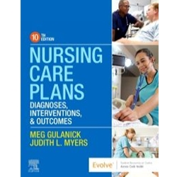 NURSING CARE PLANS: DIAGNOSES,INTERVENTIONS AND OUTCOMES, 9e.