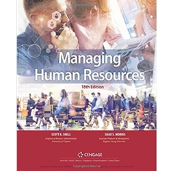 MANAGING HUMAN RESOURCES 17e.
