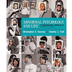 ABNORMAL PSYCHOLOGY AND LIFE: A DIMENSIONAL APPROACH 3e.