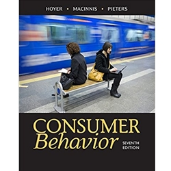 CONSUMER BEHAVIOR, 7e.