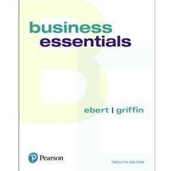 BUSINESS ESSENTIALS, 12e.