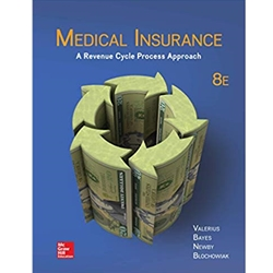 BUNDLE: MEDICAL INSURANCE: AN INTEGRATED CLAIMS PROCESS APPROACH, 8e.
