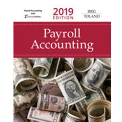2019 PAYROLL ACCOUNTING W/ CENGAGE NOW ACCESS 29E