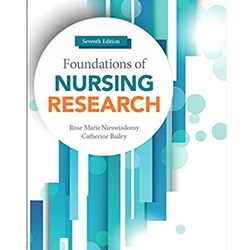 FOUNDATIONS OF NURSING RESEARCH 7e